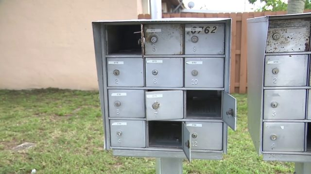 Residents angry after mail thefts in neighborhood