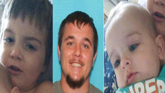 Amber Alert issued for missing boys in Florida Panhandle