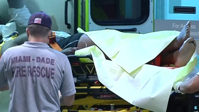Dolphins player Kendrick Norton injured in crash