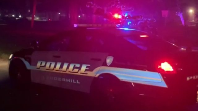 Man hospitalized after being injured by stray bullet in Lauderhill