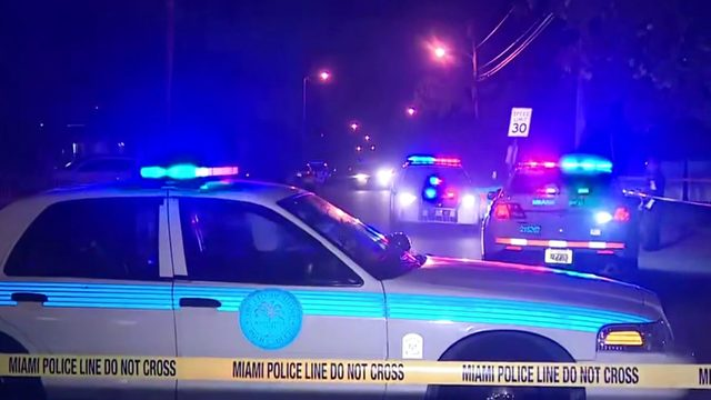 1 person taken to hospital after shooting, Miami police say