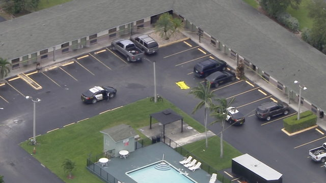 Police investigate fatal shooting outside motel in Florida City