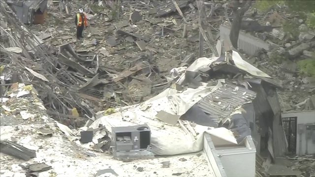 Investigators try to determine what led to Plantation explosion