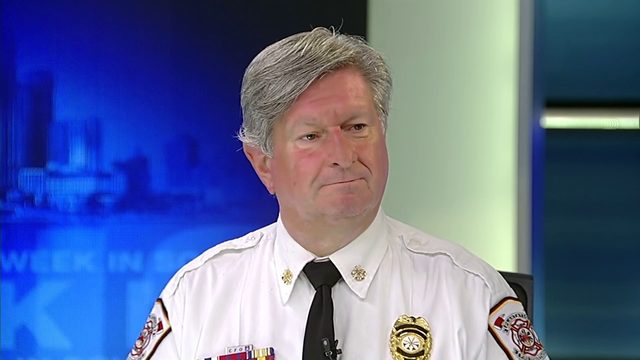 Plantation's deputy fire chief discusses shopping plaza explosion