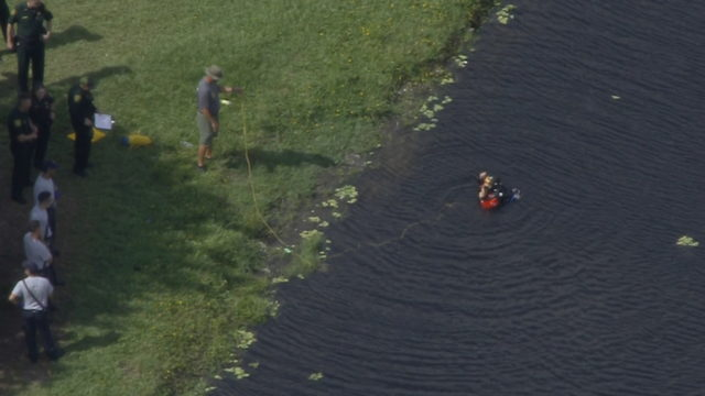Body pulled from canal in Pompano Beach