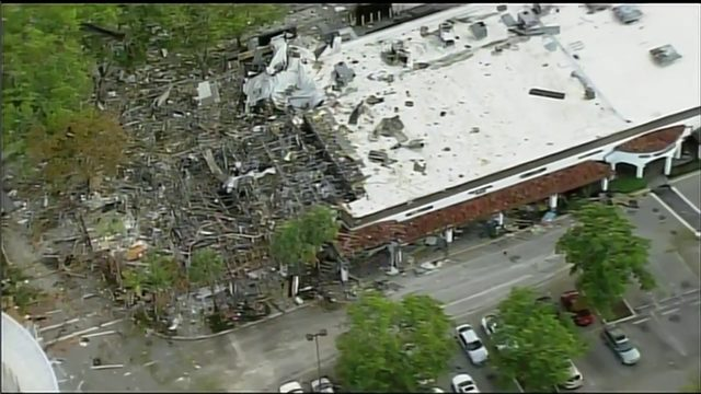 Investigation into Plantation explosion could take weeks, officials say