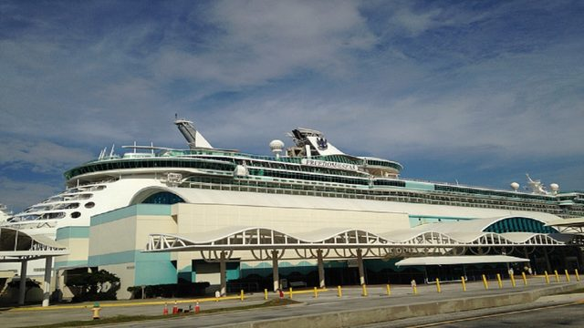 American toddler dies after fall from cruise ship in Puerto Rico