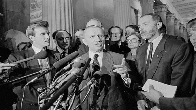 Texas billionaire H. Ross Perot dies at 89