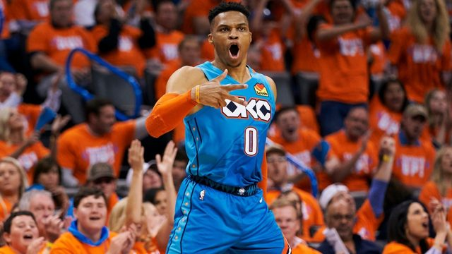 Heat, Thunder discuss possible deal for Russell Westbrook