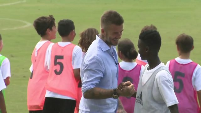 Beckham gets Inter Miami soccer facility deal in Broward