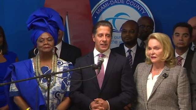 Miami-Dade celebrates school grades improving