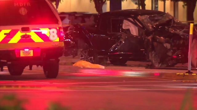 7-year-old boy killed, 5 others hurt in crash
