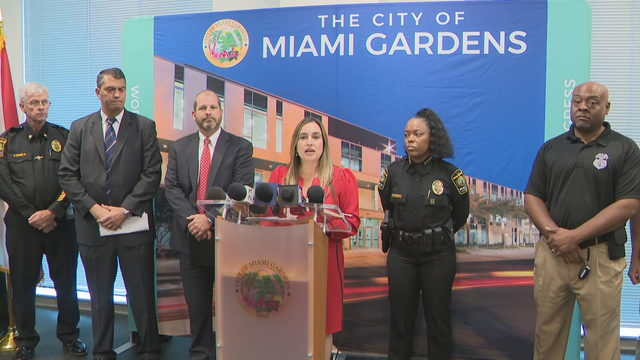 Feds announce arrests of 17 suspected gang members in Miami Gardens