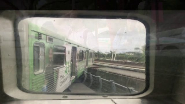 Metrorail coming from Miami International Airport derails in Allapattah