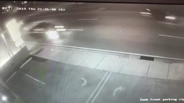 Video shows vehicles speeding before crash killed boy