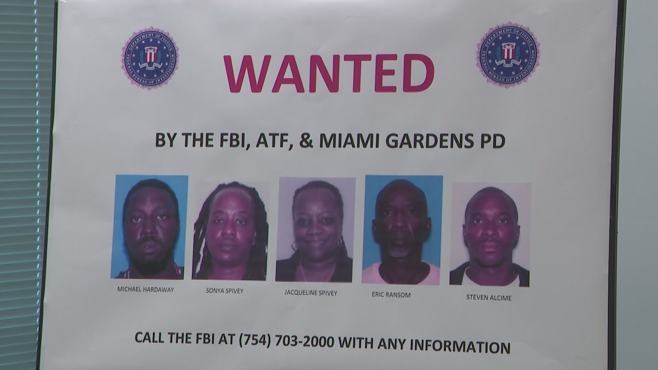 Feds announce arrests of 17 suspected gang members in Miami