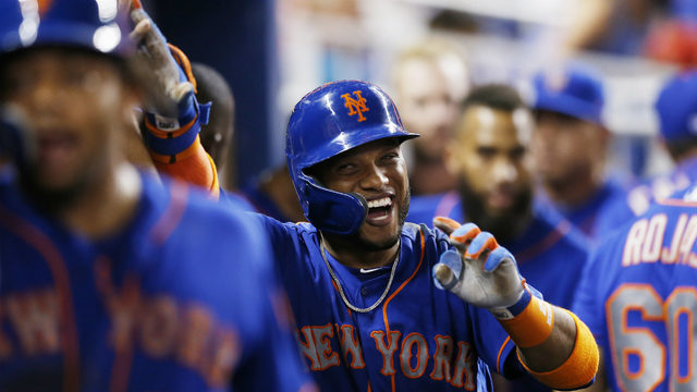Cano's two-run homer in the 8th lifts Mets past Marlins, 4-2