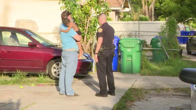 Drive-by shooting targets home in Little Haiti