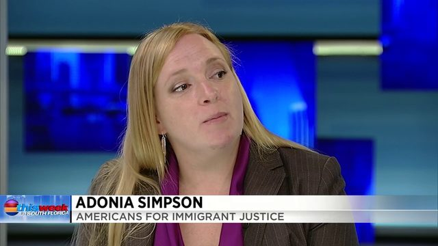 Immigration attorneys talk about Trump's immigration sweeps