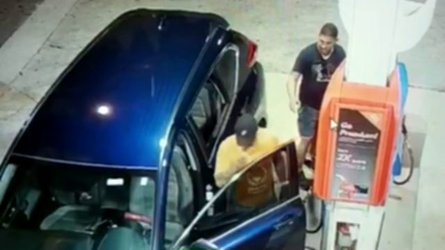 Video shows 2 crooks installing gas pump skimmers in Miami-Dade