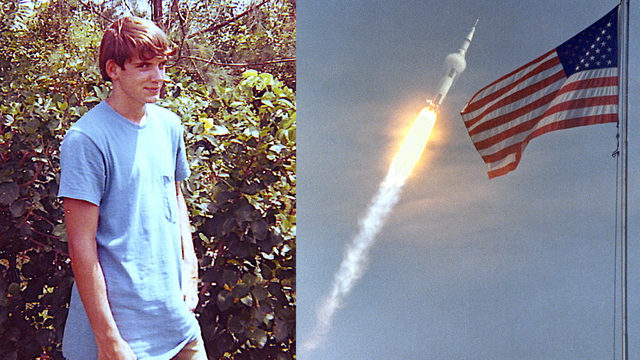 Bryan Norcross remembers living in the shadow of the Apollo 11 'miracle'