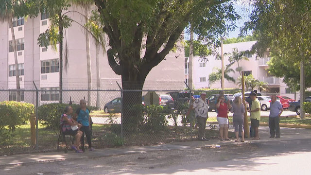 At least 13 elderly residents of Miami-Dade senior center beaten or robbed