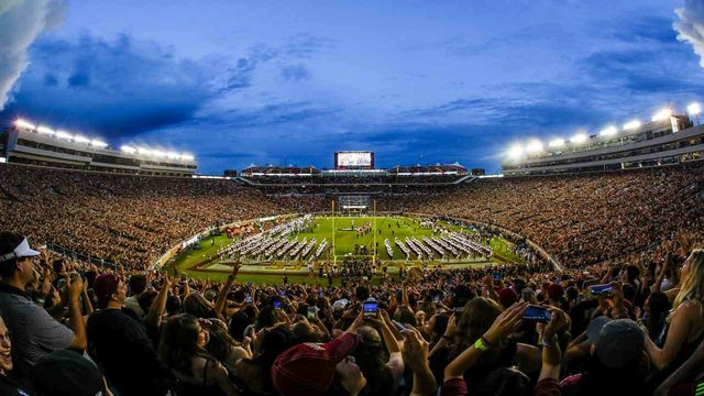 Florida State to sell alcohol at football games this year