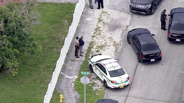 Man detained following shooting in West Little River
