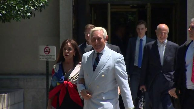 Judge blocks Roger Stone from using social media