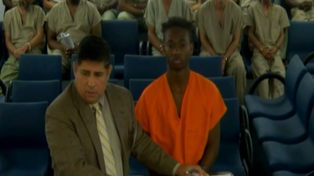 Teen charged as adult in shooting of South Florida rapper