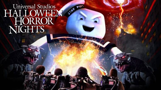 Halloween Horror Nights welcomes Ghostbusters for first time ever
