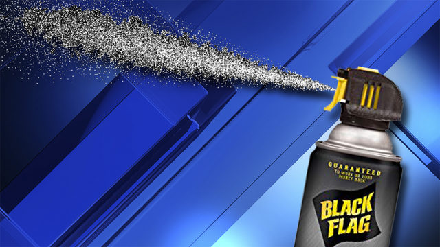 Wasp spray linked to 3 overdoses as alternative to meth