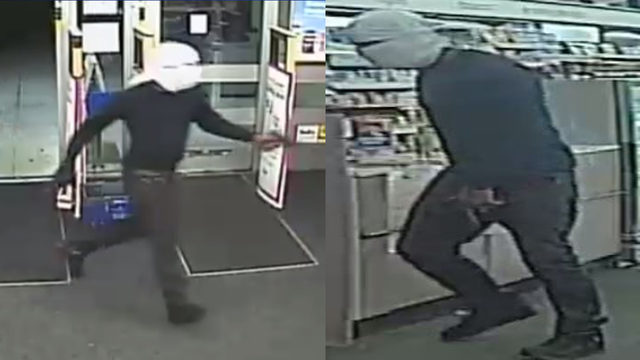 FBI seeks robber believed to have targeted 2 Walgreens stores in Broward County
