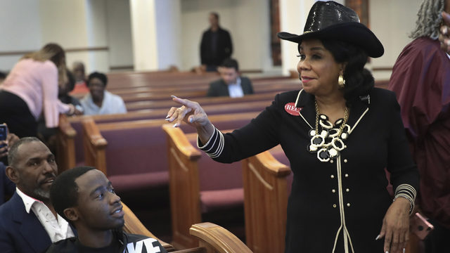 Man threatens to kill U.S. Rep. Frederica Wilson, report says