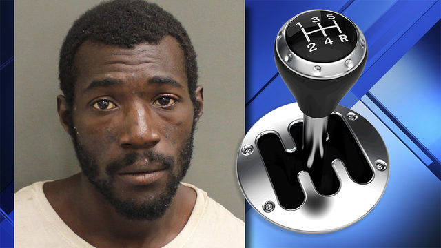 Florida carjacker arrested after he can't drive stick shift