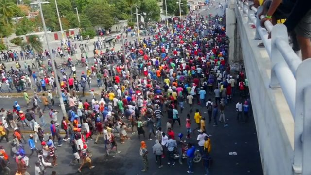 Political turmoil takes its toll on Haiti