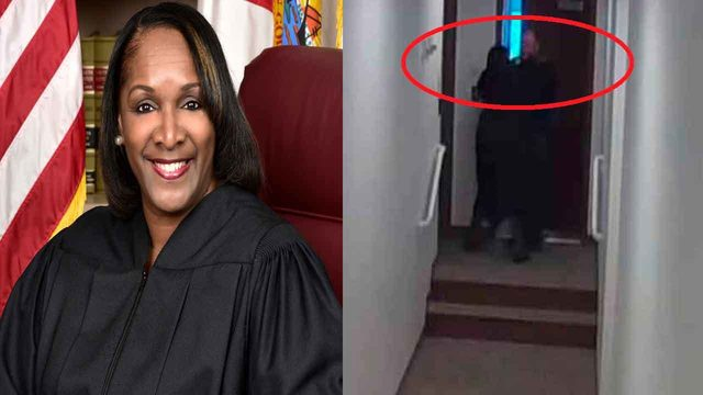 Broward County judge suspended after shaking court employee