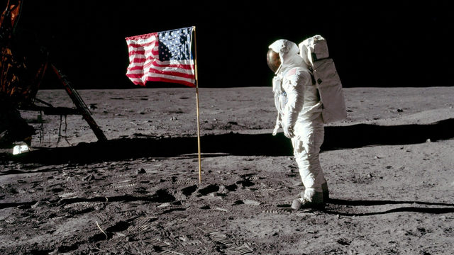 Bryan Norcross recalls thrilling moments of 1969 moon landing
