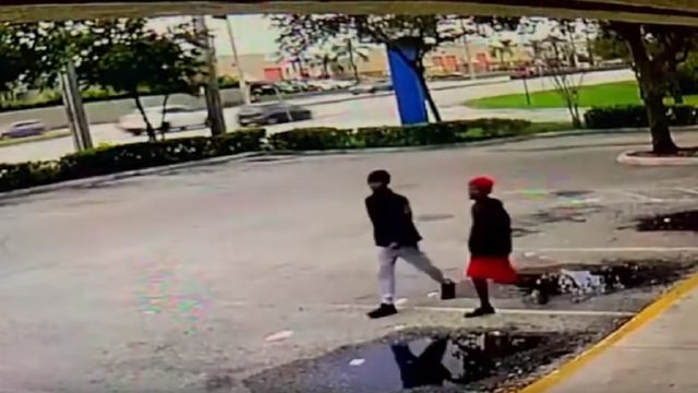 2 men rob Subway restaurant in Pembroke Park