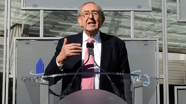 Famed architect of Miami's Arsht Center Cesar Pelli dies at 92
