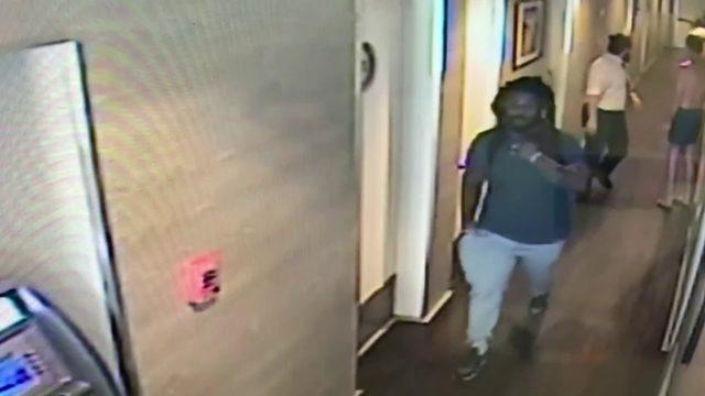 Accused rapist caught in Miami-Dade