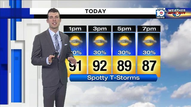 Local 10 Forecast Morning Edition