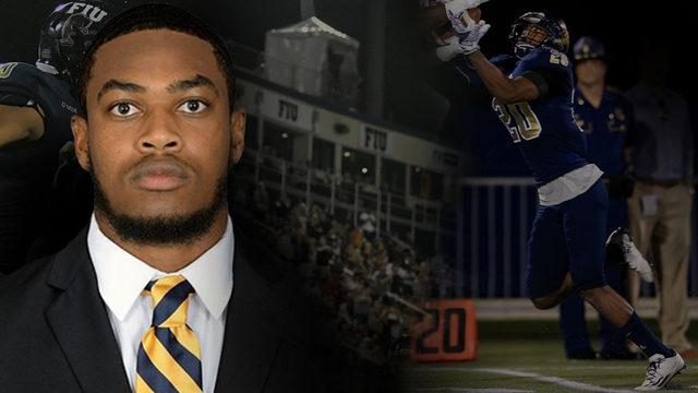 Florida International University mourns football player killed in car crash
