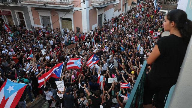 Photos: Protests to demand Puerto Rico Governor's resignation continue