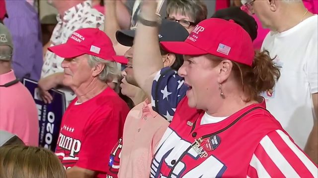 Putney: Trump rally's 'send her back' chant is racist