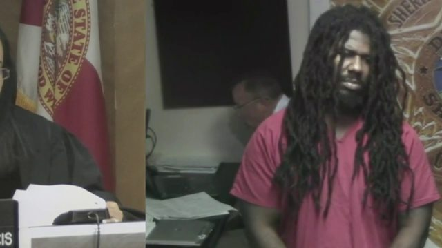 Accused South Florida rapist ordered held without bond