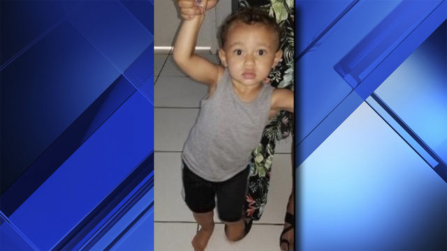 Miami police searching for missing 1-year-old child