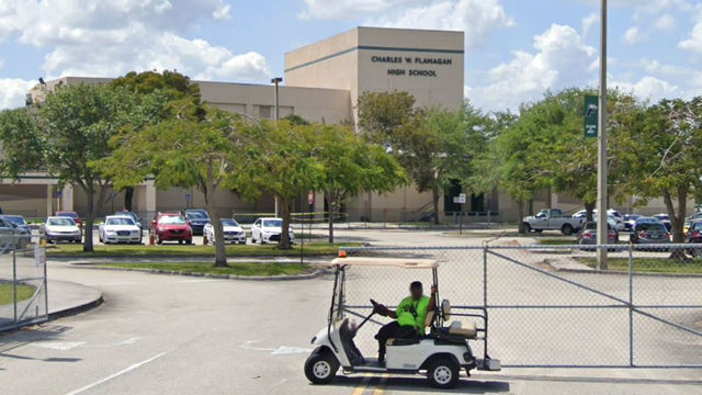 Officers arrest 9 students for breaking into school in Pembroke Pines