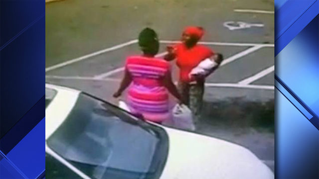 3-month-old dies days after falling from mother's arms during fight…