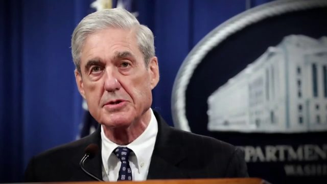 Mueller takes the TV stage Wednesday morning
